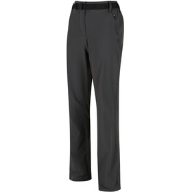 Regatta Xert II Stretch Trousers Women Seal Grey